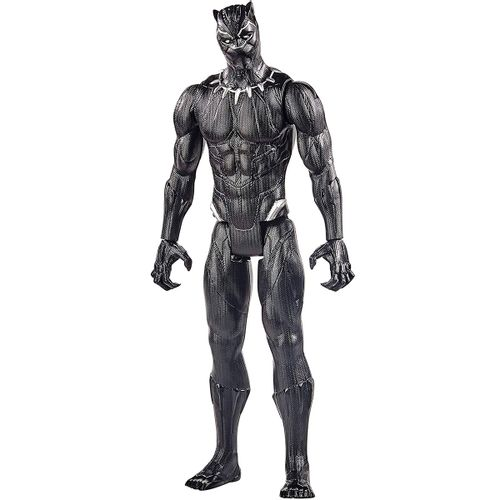 Los Vengadores Titan Hero Series Black Panther