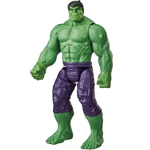 Los Vengadores Titan Hero Figura Hulk Deluxe