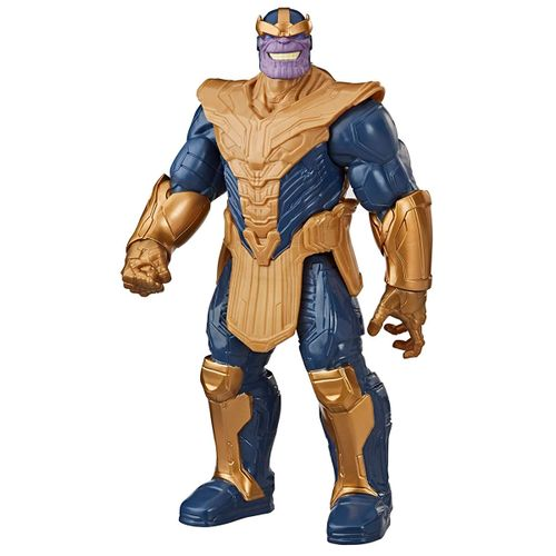 Los Vengadores Titan Hero Figura Thanos Deluxe