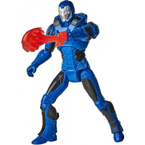 Los Vengadores Gamer Verse Figura Iron Man