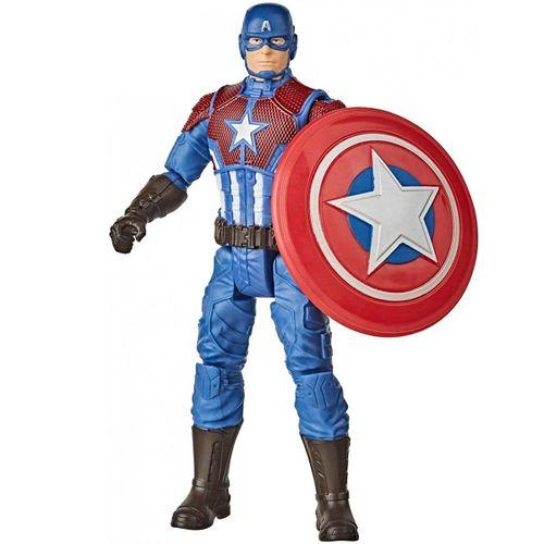 Los Vengadores Gamer Verse Figura Capitán América