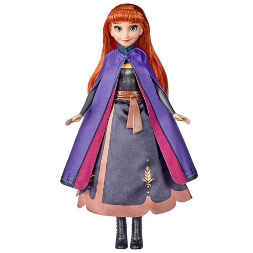 Frozen 2 Muñeca Transformación Final Anna