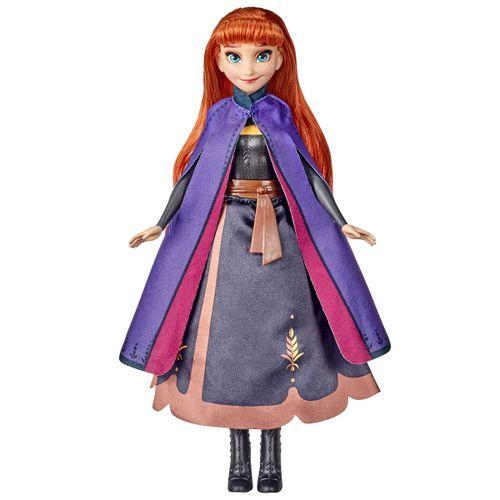 Frozen 2 Muñeca Transformación Final Anna