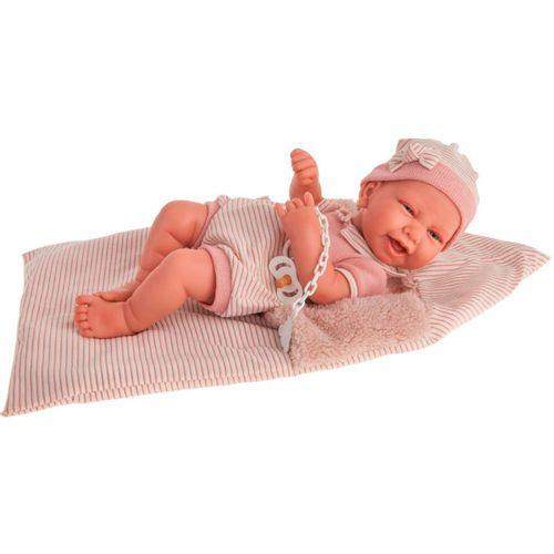 Muñeca Bebé Recién Nacida Carla