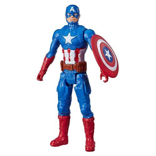Los Vengadores Titan Hero Series Capitán América