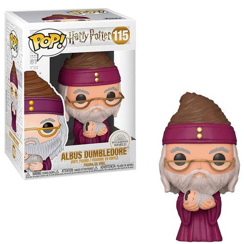 Funko POP! Harry Potter Dumbledore & Harry Bebé