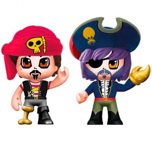 Pinypon Action Pack 2 Figuras Pirata