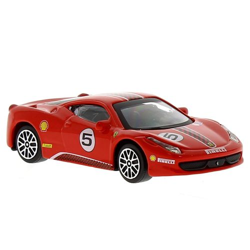 Coche Ferrari Race & Play Escala 1:43