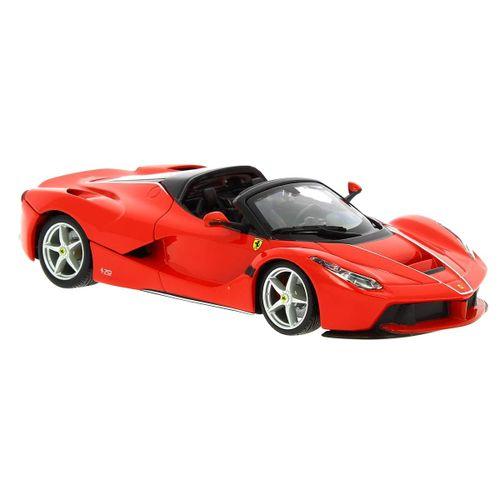 Coche Miniatura Ferrari Aperta Escala 1:24