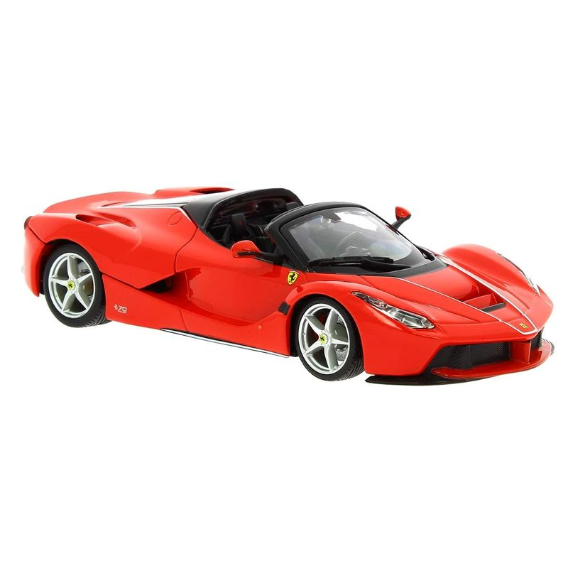 Coche-Miniatura-Ferrari-Aperta-Escala-1-24