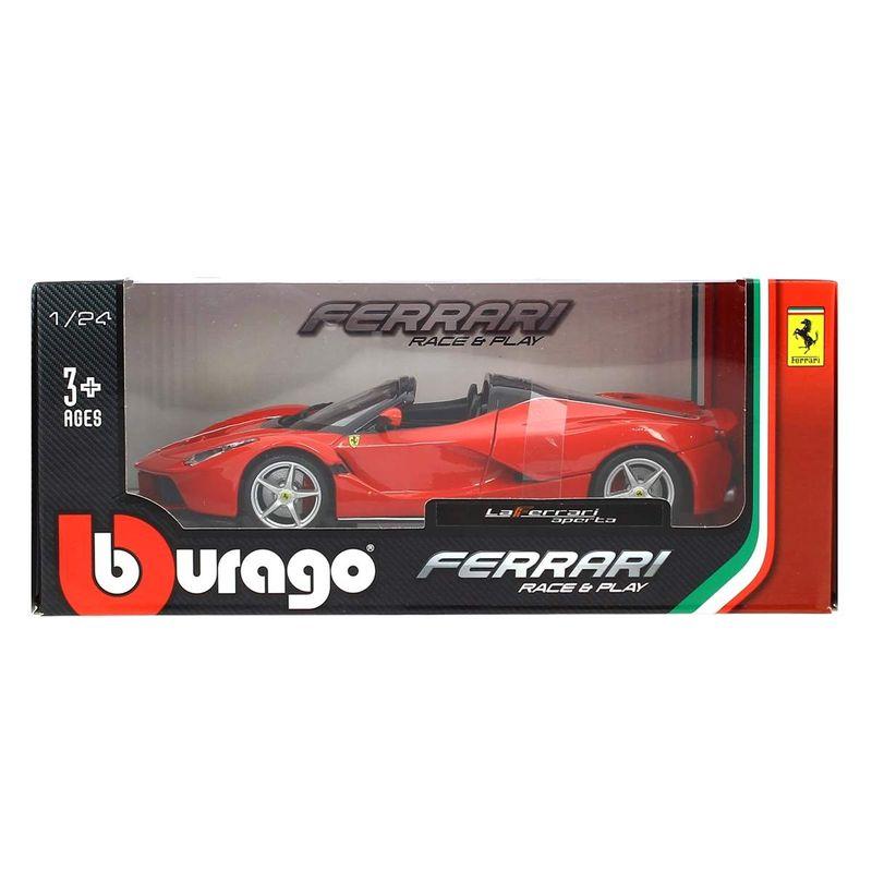 Coche-Miniatura-Ferrari-Aperta-Escala-1-24_3