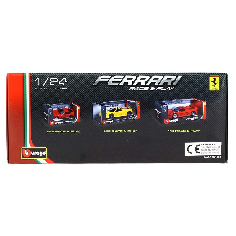Coche-Miniatura-Ferrari-Aperta-Escala-1-24_4