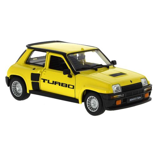 Burago Renault 5 Turbo 1982  1:24