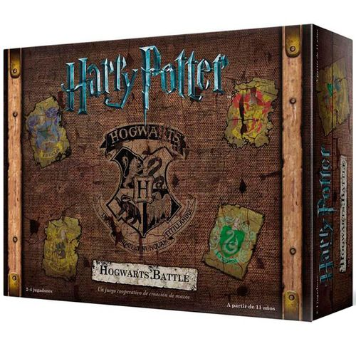 Harry Potter : Hogwarts Battle Juego de Mesa