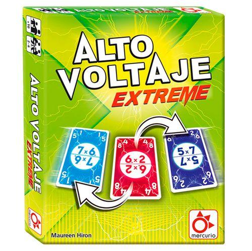 Alto Voltaje Edición Extreme Juego de Cartas