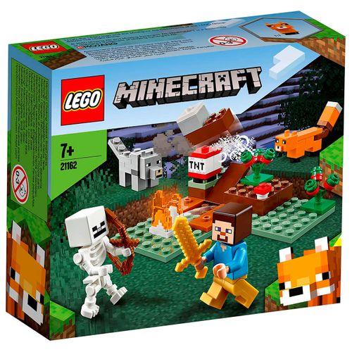 Lego Minecraft La Aventura en la Taiga