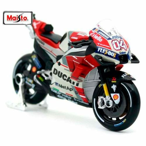 Moto Ducati Surtida Escala 1:18