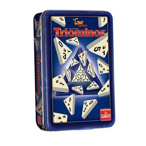 Triominos Tour Edition