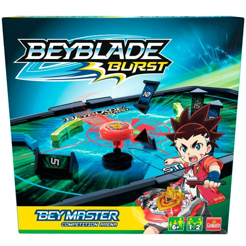 Beyblade Juego Arena