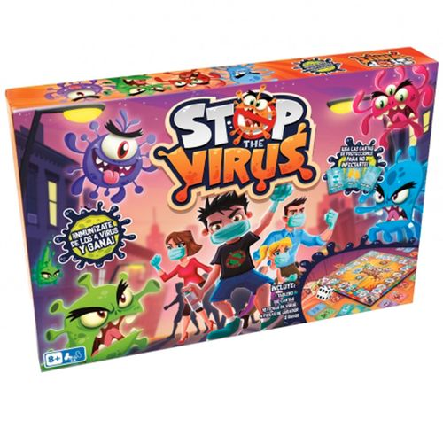 Juego Stop The Virus