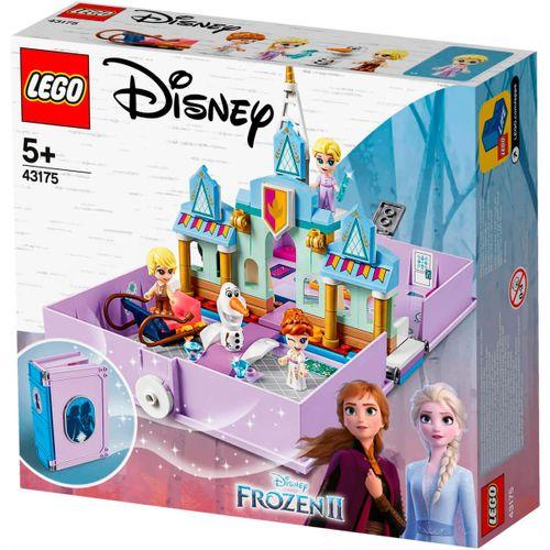 Lego Disney Cuentos e Historias: Anna y Elsa