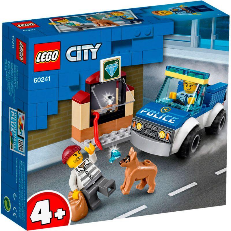 Lego-City-Policia--Unidad-Canina