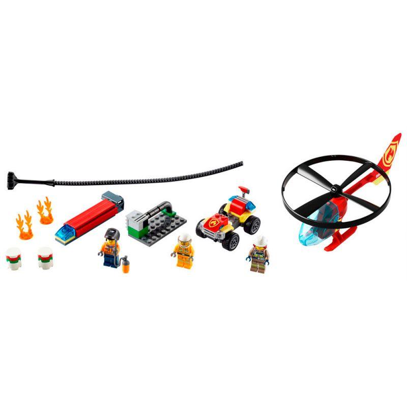 Lego-City-Intervencion-del-Helicoptero-de-Bomberos_1