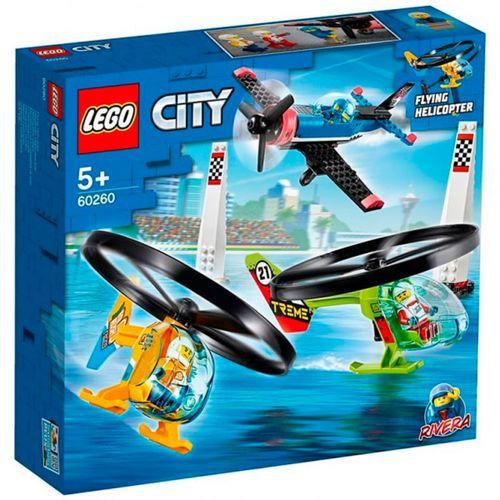 Lego City Carrera Aérea