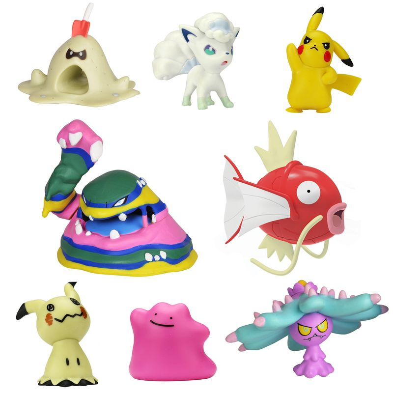 Pokemon-Multipack-Figuras