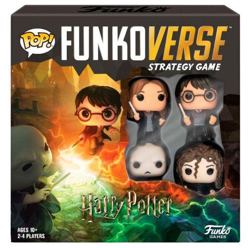 Funkoverse Harry Potter Juego Edición Inglés