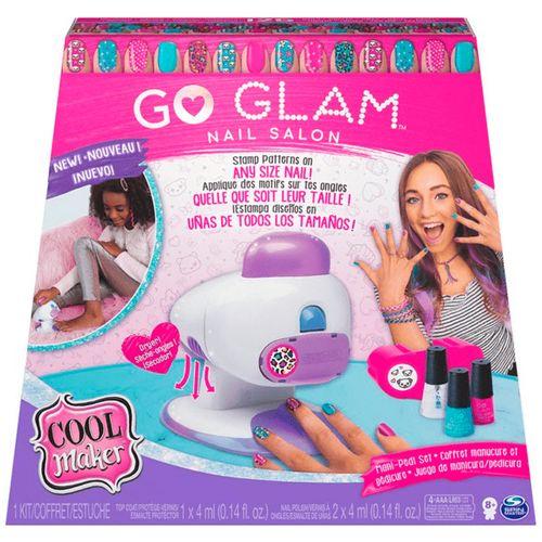 Cool Maker Go Glam Estudio Deluxe Uñas Glamour