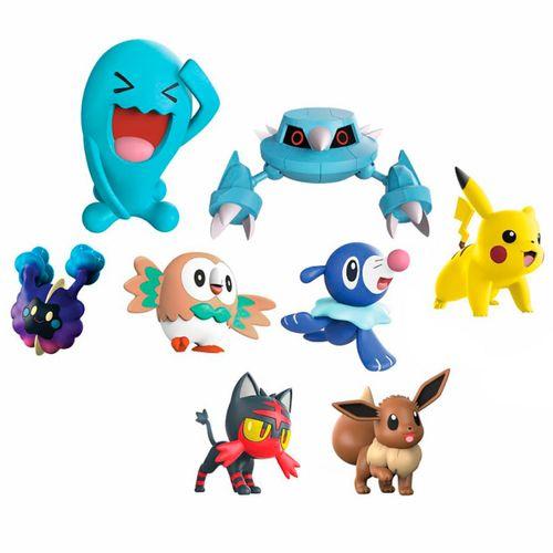 Pokémon Figura de Combate Surtido