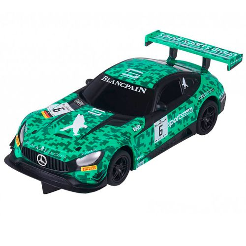 Scalextric Compact Mercedes AMG Green