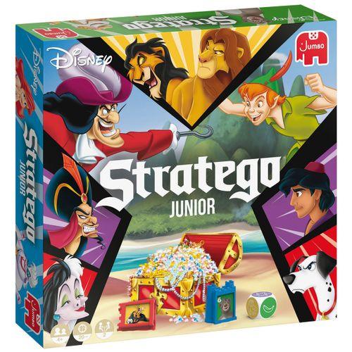Stratego Junior Edición Disney Juego de Mesa