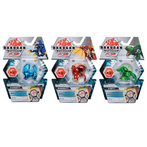 Bakugan Ultra Pack Deluxe S2 Individual Surtido