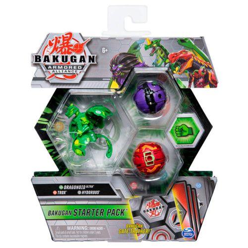 Bakugan Starter Pack S2 Individual Surtido