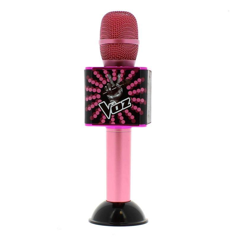Microfono-La-Voz-Negro-Rosa_1