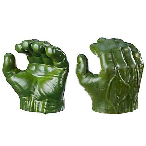 Los Vengadores Hulk Super Puños Gamma