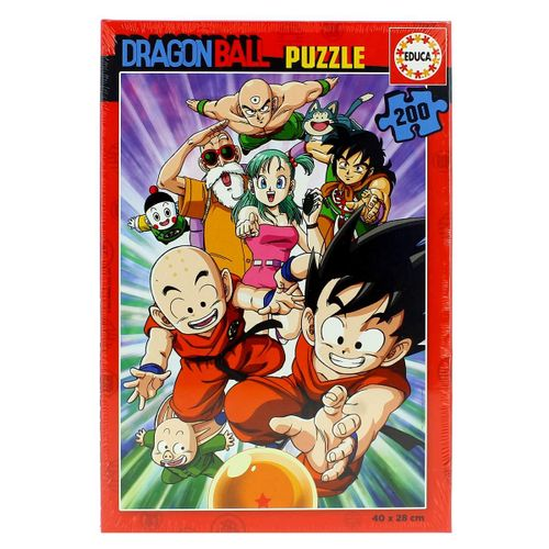 Dragon Ball Puzzle 200 Piezas