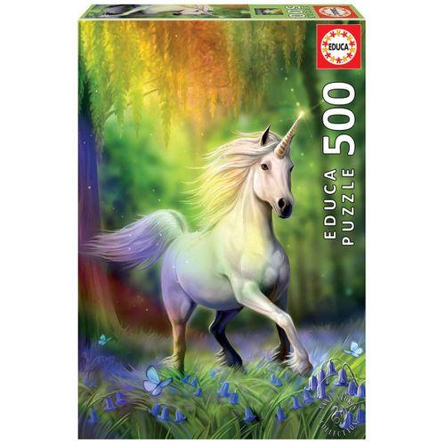 Puzzle 500 piezas Persiguiendo el Arco Iris