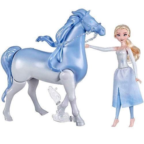 Frozen 2 Figuras Elsa y Nokk Acuáticos