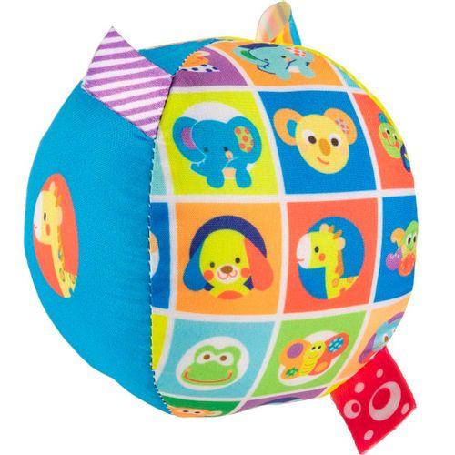 Pelota Soft Ball con Etiquetas