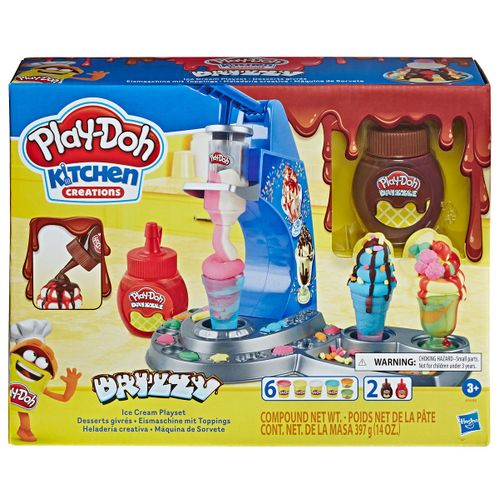 Play-Doh Kitchen Máquina de Helados
