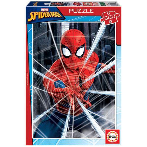 Spiderman Puzzle 500 Piezas
