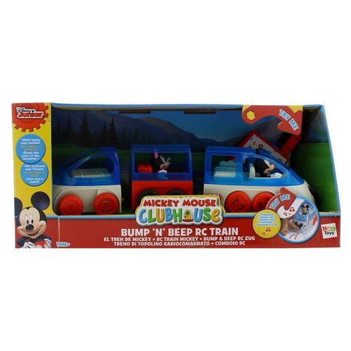 Mickey el Tren Musical Teledirigido