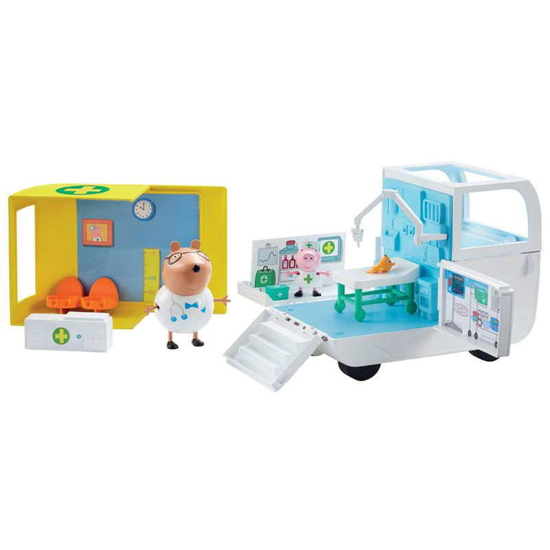 Peppa-Pig-Ambulancia-y-Centro-Medico