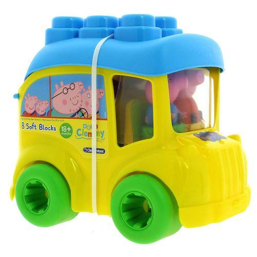 Peppa Pig Clemmy Baby Autobús Peppa Pig