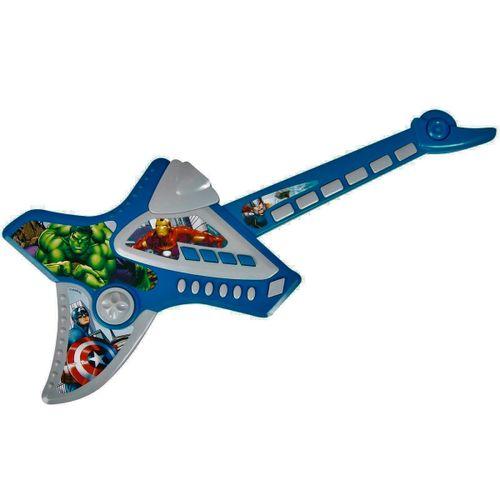 Guitarra Eléctrica Infantil Los Vengadores