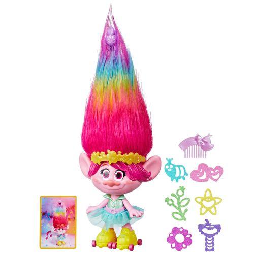 Trolls Poppy Peinados Multicolor