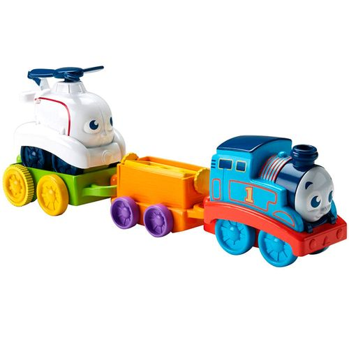 Thomas & Friends Mi Primer Tren Equipo Salvamento